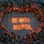 Unsere Gedanken sind bei den Menschen in Nepal