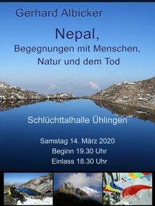 Nepalvortrag Ühlingen